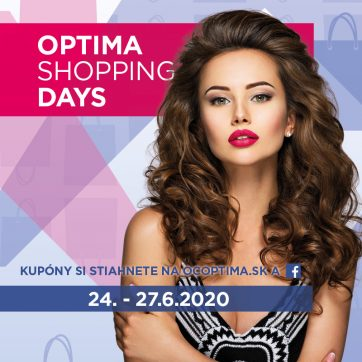 Optima Shopping Days!