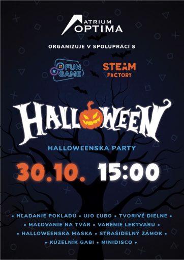 Halloween v Optime